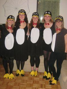 Homemade cheap penguin halloween costumes from a few years ago homemade cheap penguin halloween costumes from a few years ago basic directions wear black solutioingenieria Gallery