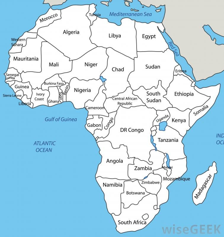 africa-mapjpg (756×800) ebonative Pinterest - best of world map with africa in center