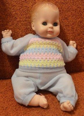 Vintage 1964 Vogue 11 Inch Baby Doll Nostalgic Toys Vintage Baby Baby Dolls