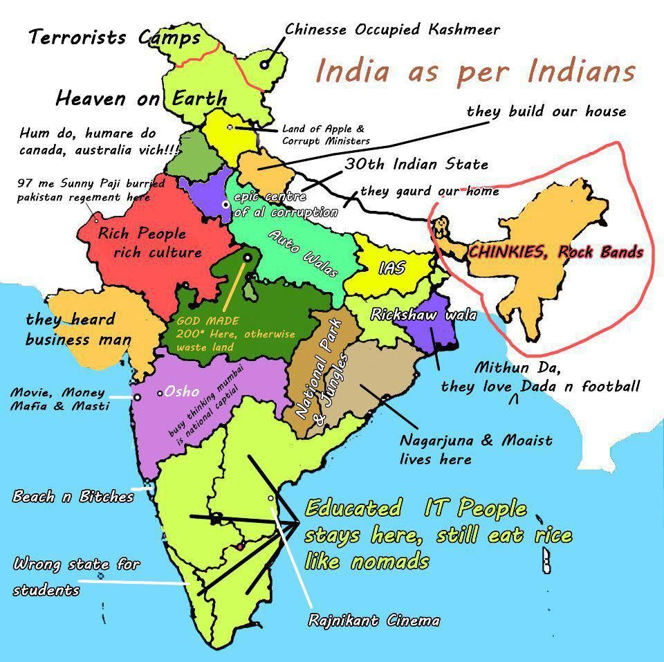 India according to indians india infographic pinterest india according to indians gumiabroncs Choice Image