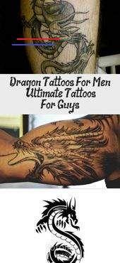 Photo of Dragon Tattoos für Männer – Ultimative Tattoos für Männer – Tattoos Dragon Tattoos F …