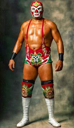Luchadores Mexicanos Enmascarados - Mark Laita  Gods of War Dr.Wagner 4badf18f6b50e