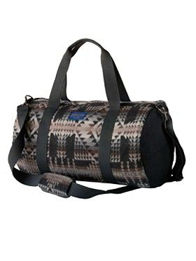 6d20f77c02 beautiful pendleton duffle bag