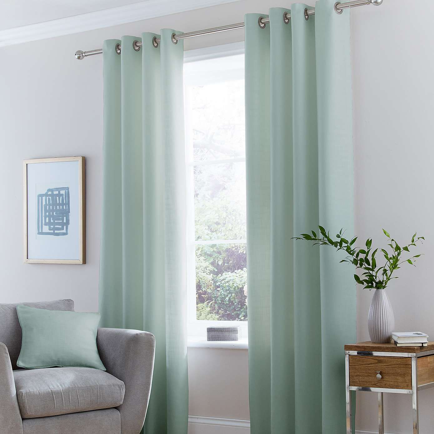 Vermont Seafoam Eyelet Curtains White Eyelet Curtains Curtains