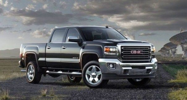 2018 GMC Sierra 1500 Redesign And Concept Cars