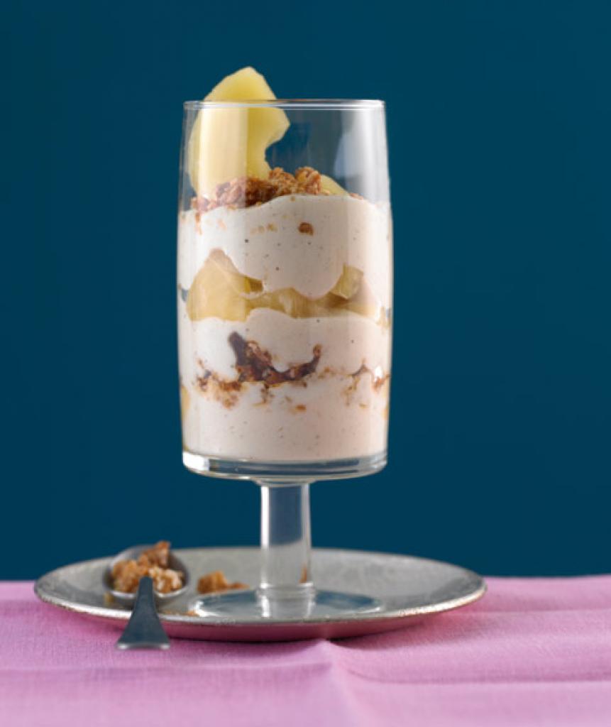 Photo of Rezept für Pina-Colada-Becher bei Essen und Trinken. Ein Rezept f