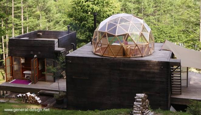 Pictures and ideas of Domes built using the geodesic dome plans There are many mystical characteristics attributed to the Dome, being considered as part of the Sacred Geometry They say that whoever is under a Dome will connect better with the universal mind,I have also read that the Dome connects and harmonizes the two cerebral hemispheres, allows the spatial location of the person, connects with the cosmic telluric forces