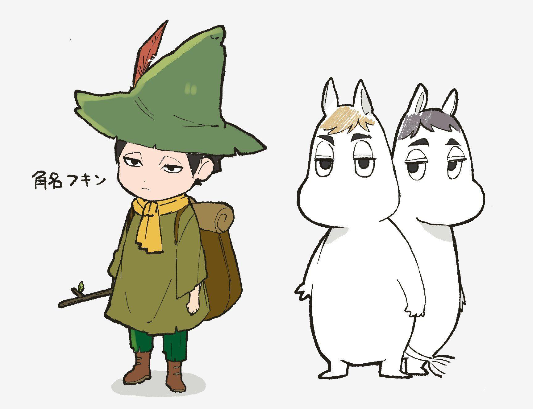 の on Twitter in 2020 Haikyuu anime, Character art, Cute art