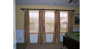 curtain ideas for three windows new