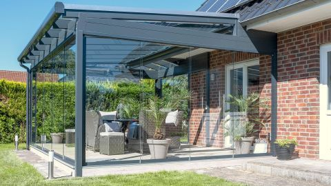 Winter Gardens At Our Partner Maderos In Buchholz Buchholz Gardens Kalterwintergarten M In 2020 Winter Garden Cottage Extension Outdoor Structures