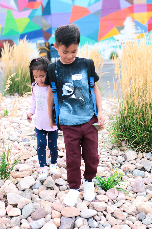 Back To School Outfits With Oshkosh B Gosh Mini Style Pinterest