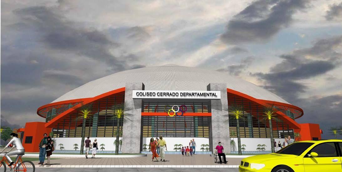 Gobierno Autónomo Departamental de Pando: ►►ENTREGA OFICIAL DEL COLISEO CERRADO DEPARTAMENTA...