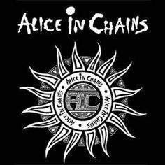 Alice In Chains At Terminal 5 Alice In Chains Metal Band Logos