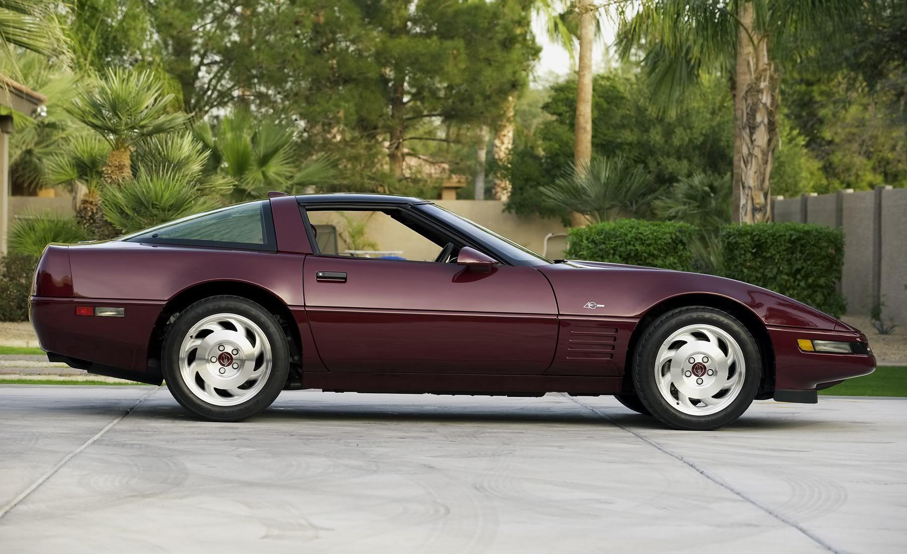 1993 40th Anniversary Corvette Corvette Action Center Corvette Forum Corvette Corvette Zr1 Corvette C4