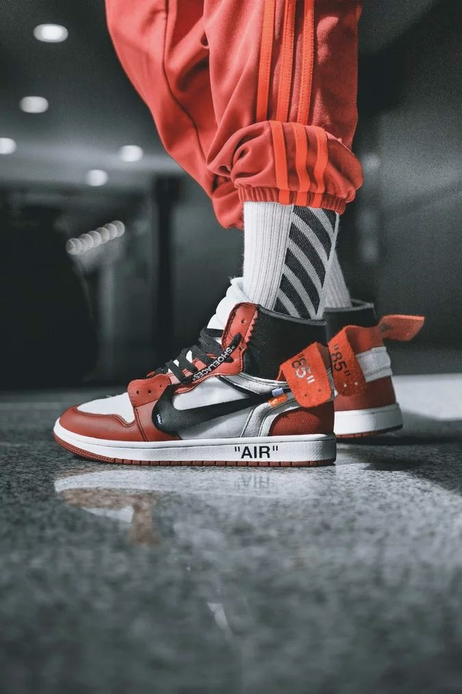online store 49f23 89b5e Off-White x Air Jordan 1  Detailed On-Foot Preview Pictorial - EU Kicks   Sneaker Magazine