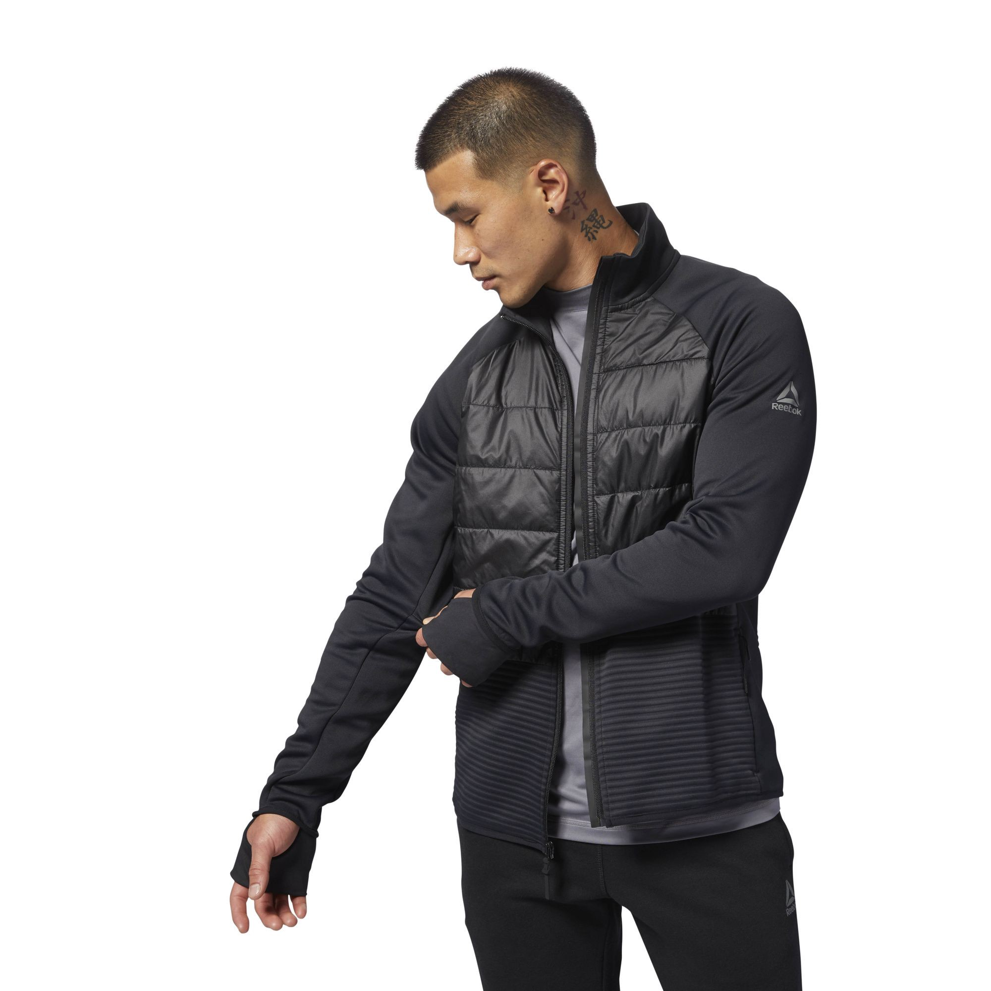 Reebok Thermowarm Padded Jacket 2xl Jackets Reebok Padded Jacket [ 2000 x 2000 Pixel ]