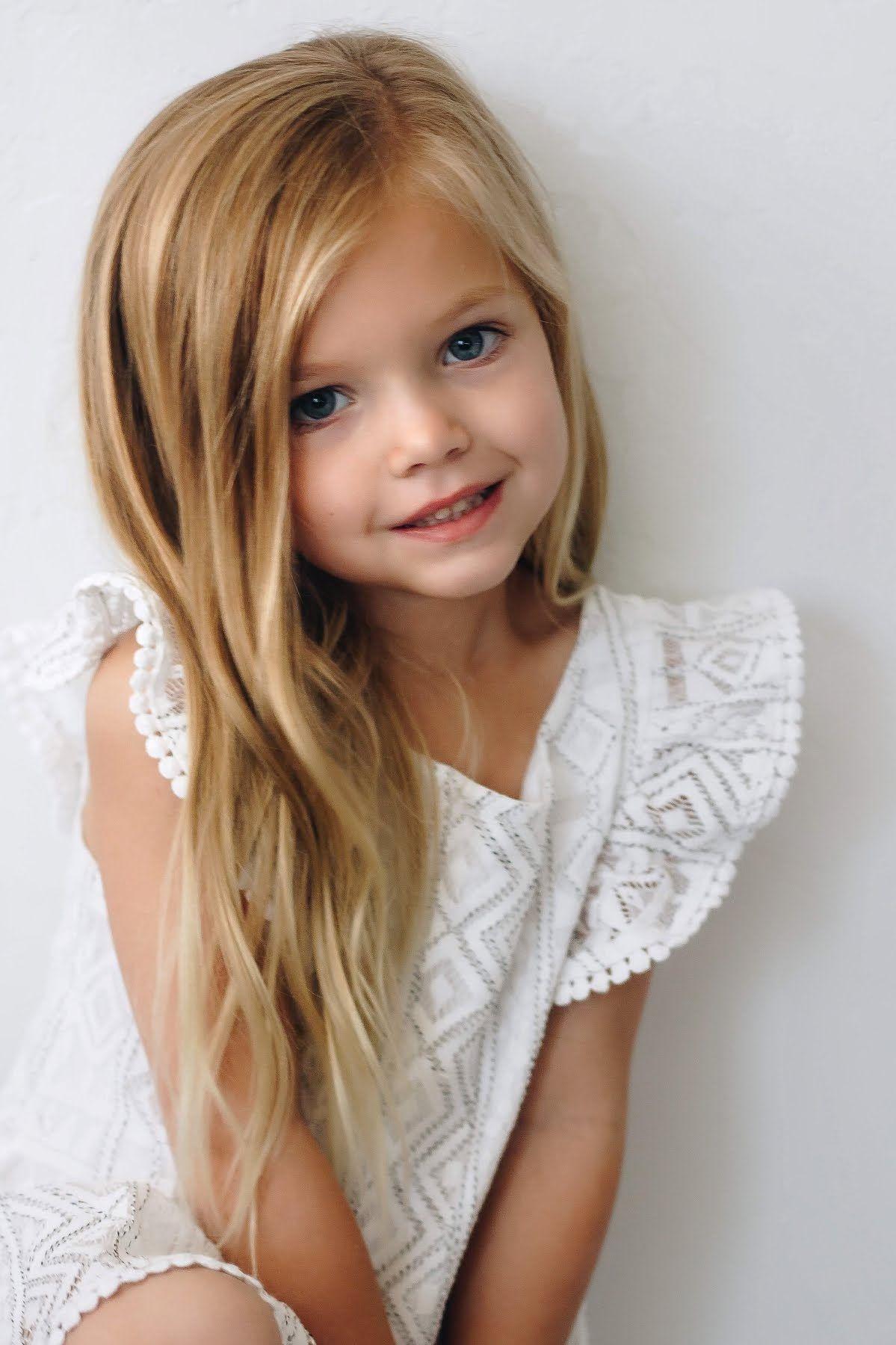 Model Girl 4 Years Old Hair Styles Beauty Long Hair Styles