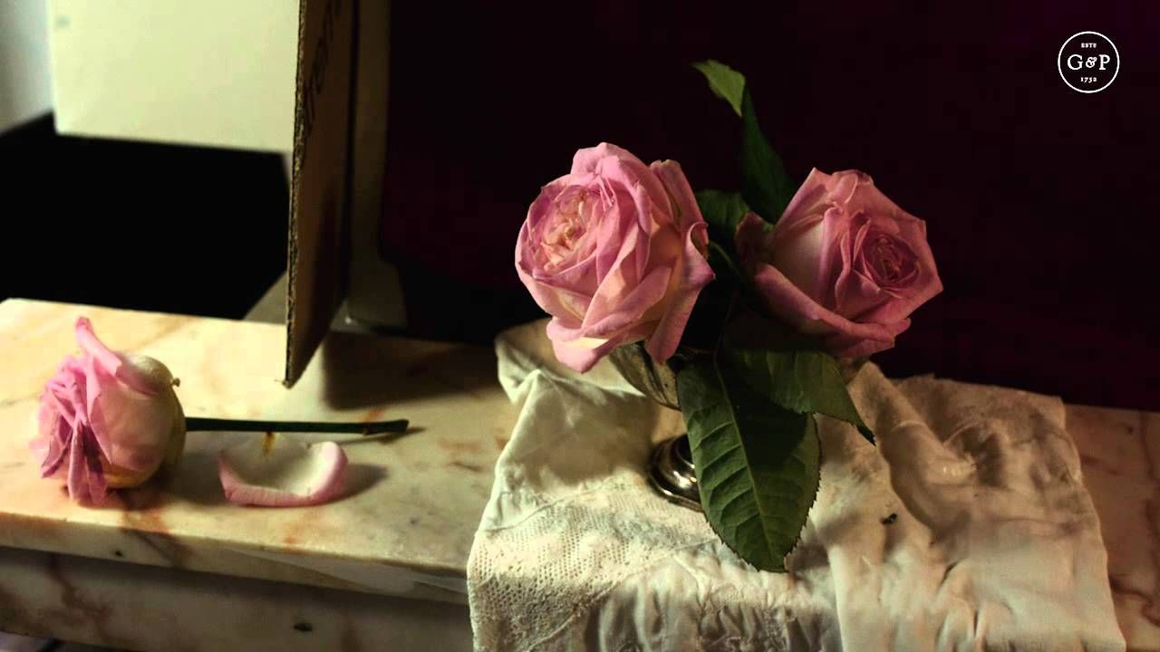 Pieter Wagemans - Painting Flowers Like An Old Master - YouTube