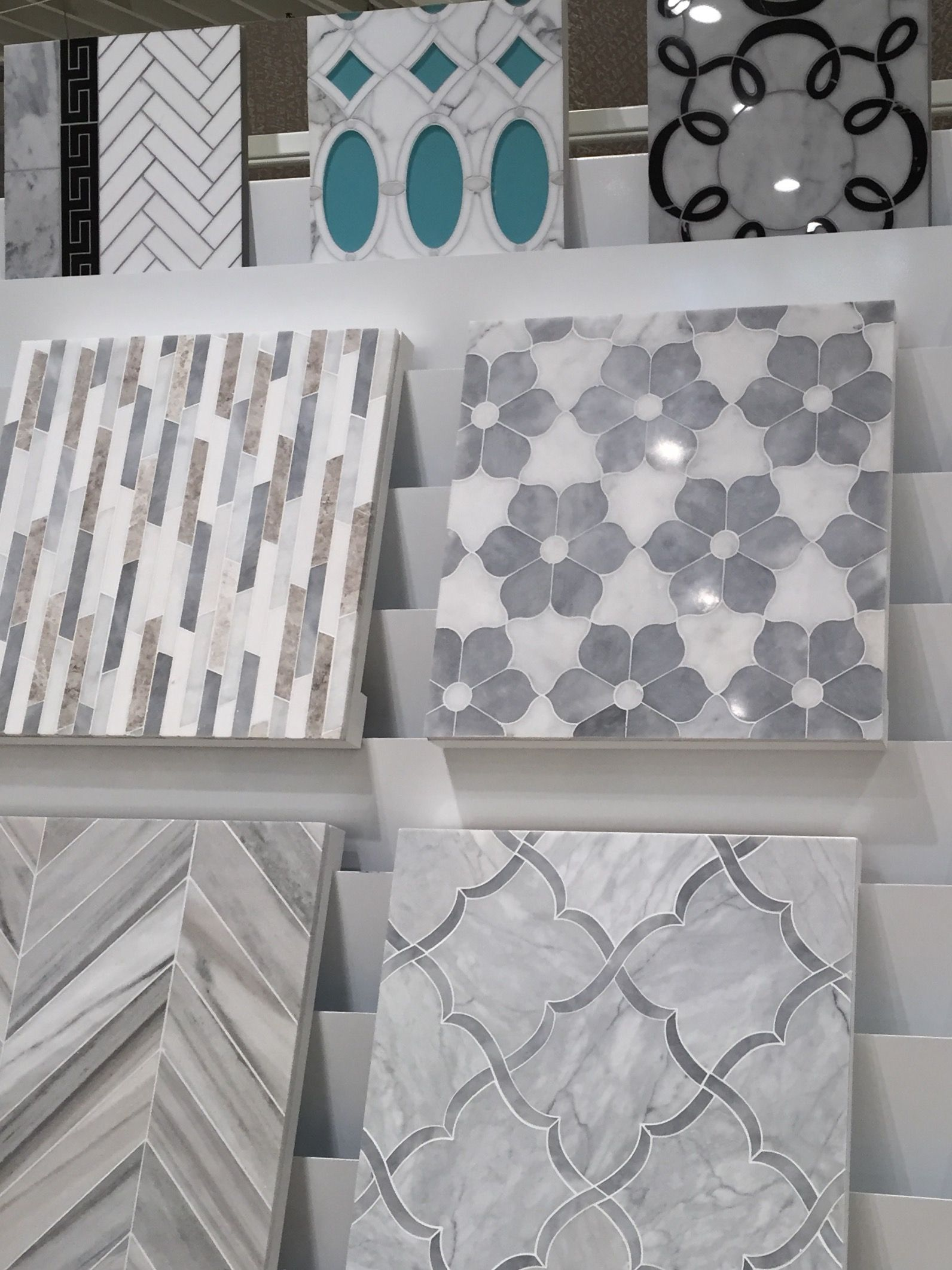 Tile Decor Store Interesting An Array Of Beautiful Patterned Tiles A Fun Way To Add Inspiration
