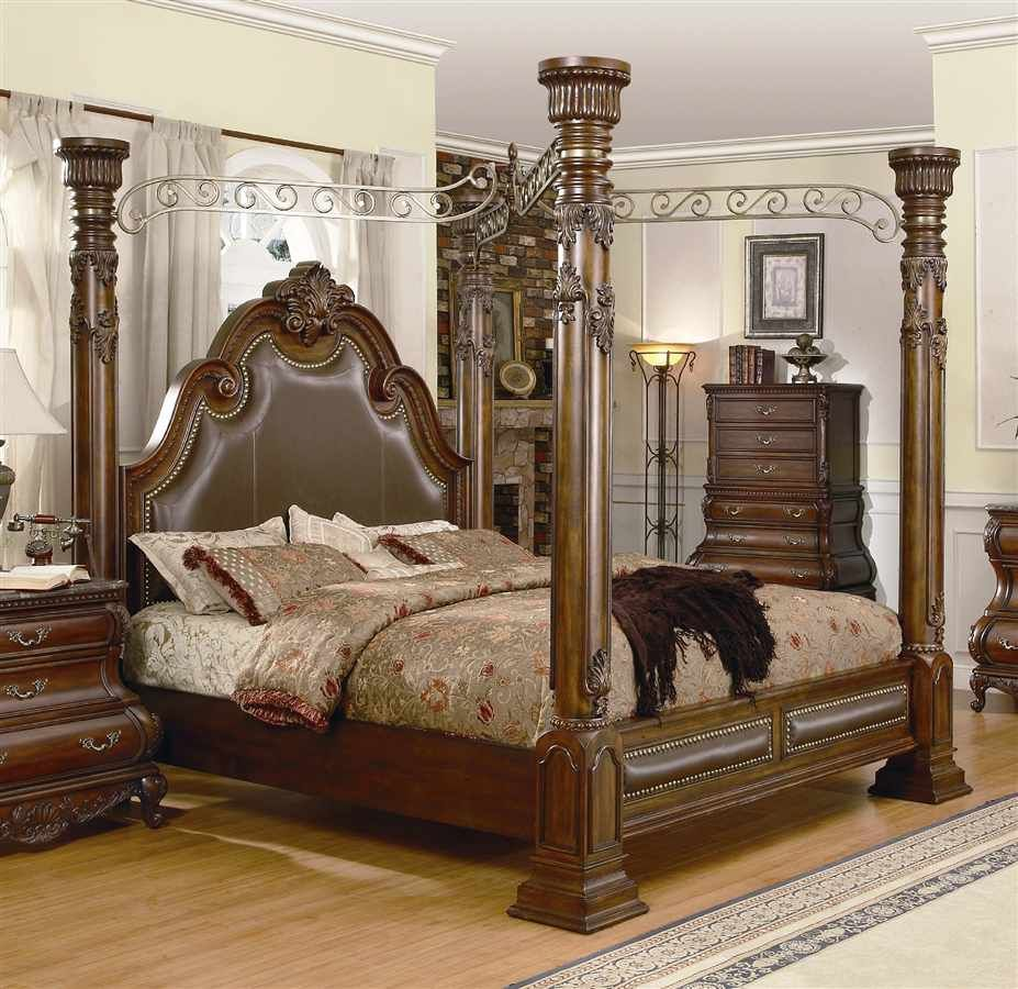 Next up for the house Canopy bedroom, King bedroom sets