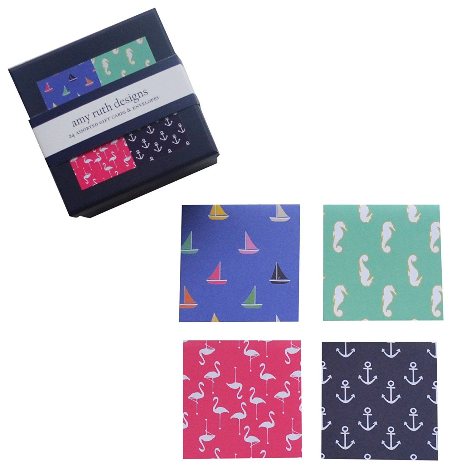 Amy ruth designs enclosure card variety pack read more