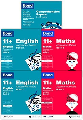 Bond 11 : English: Assessment Papers: 9-10 Years Book 2