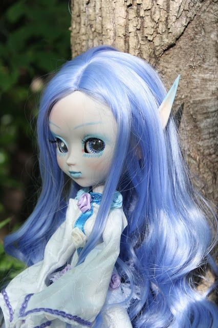 Pullip doll: Amarelis in the wood By Mes Crazy Experiences