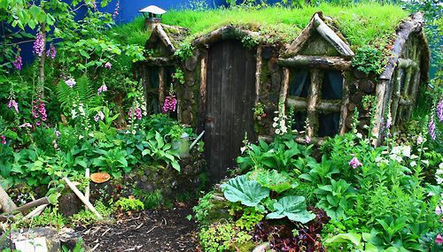 Once upon a time, in a tiny house, in the middle of the magic forest….. (by jo-marshall (was Jo-h))