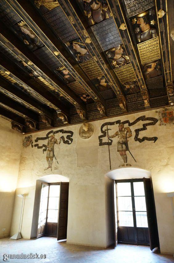 Museo Casa De Los Tiros Guía De Granada Granadaclick Es Museos Granada España Andalucía