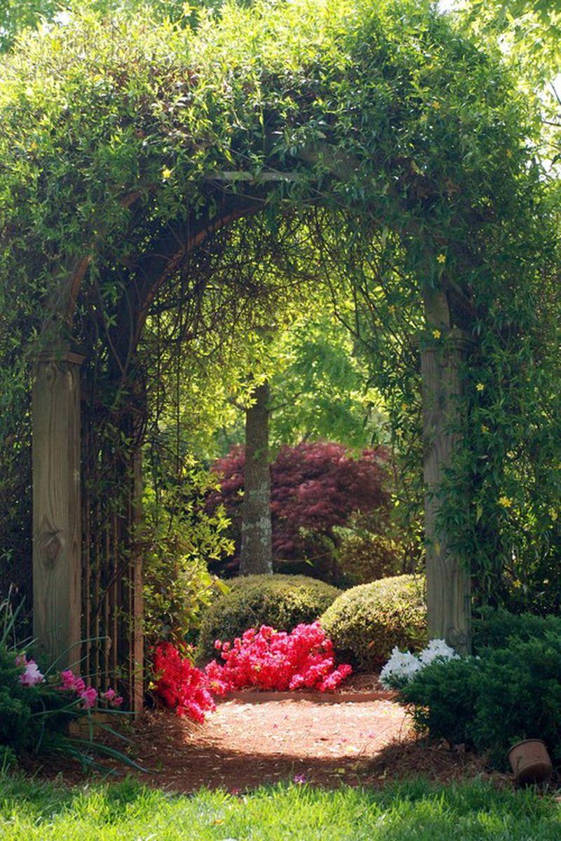 Beautiful Secret Garden Dream Garden Beautiful Gardens Secret Garden