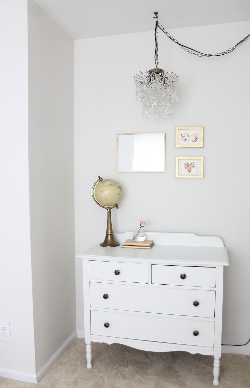 Install A Light Fixture Anywhere In Minutes Plug Swag Chandelier Adds Drama