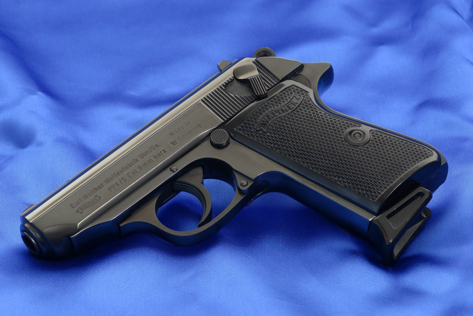 Firearm of the Week, the Walther PP/K/S
