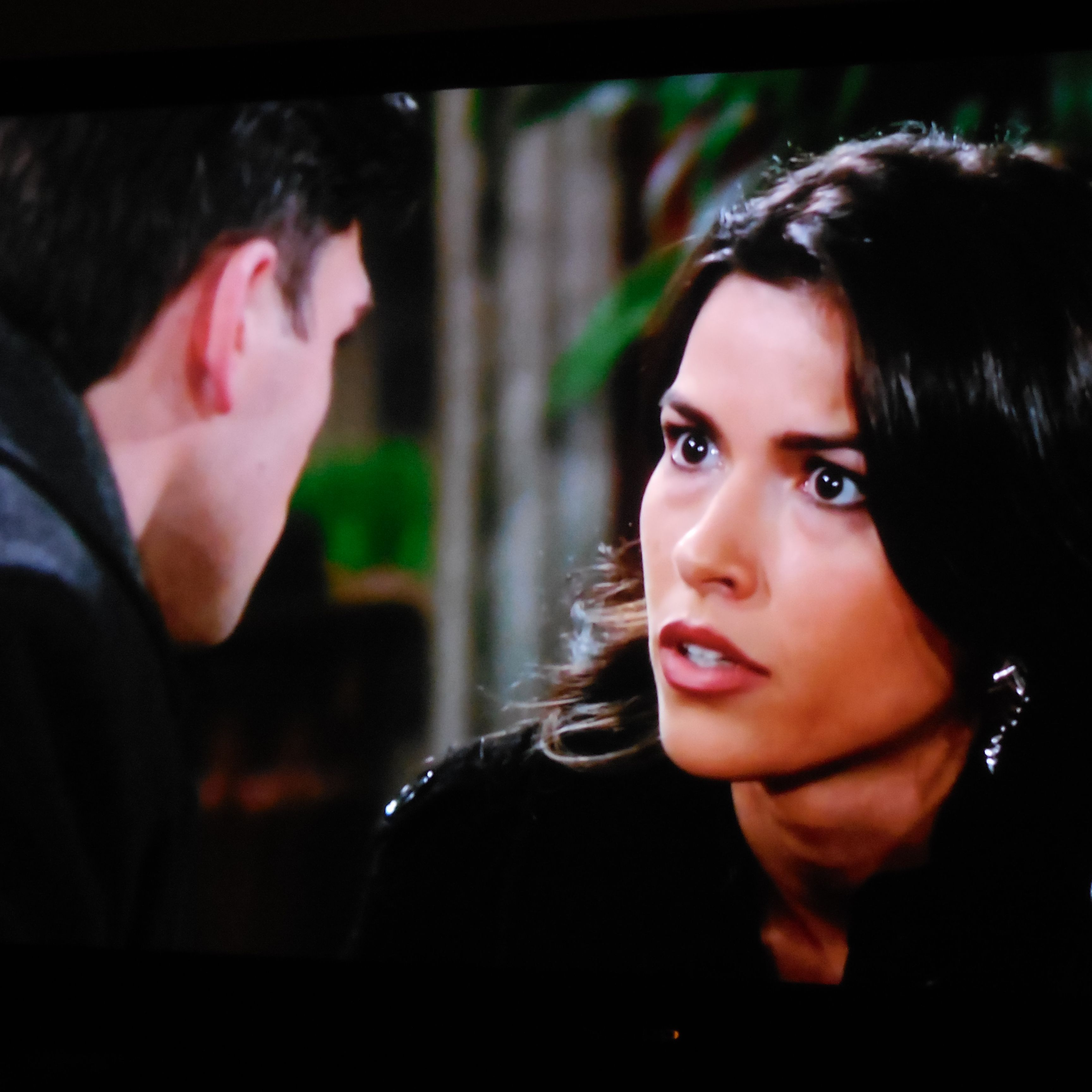Marisa tells Noah to forget about his involvement in Billy's accident; she can tell that Noah's still worried about the situation.
