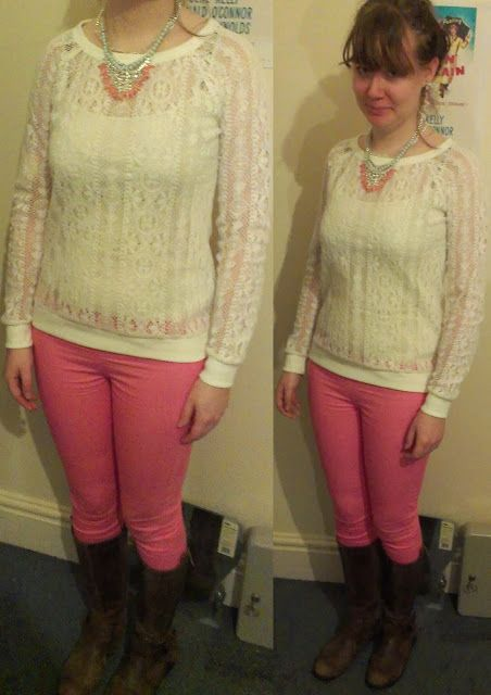 Wardrobe According to Emily: Pink Lady #ootd