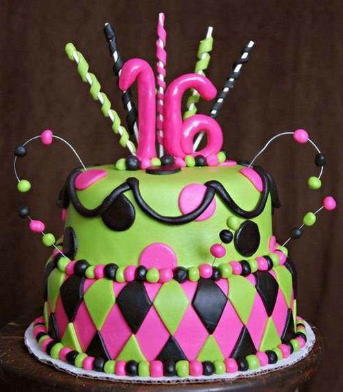 Funny 16th Birthday Cakes Adult Birthday Cakes Pinterest 16th