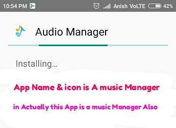 audio manager apk download
