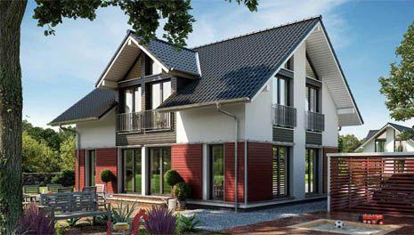 platz haus 21 magos m mit gaube house pinterest architecture house and modern. Black Bedroom Furniture Sets. Home Design Ideas