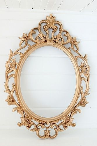 Victorian Antique Frames Ornate Frame Antique Mirror
