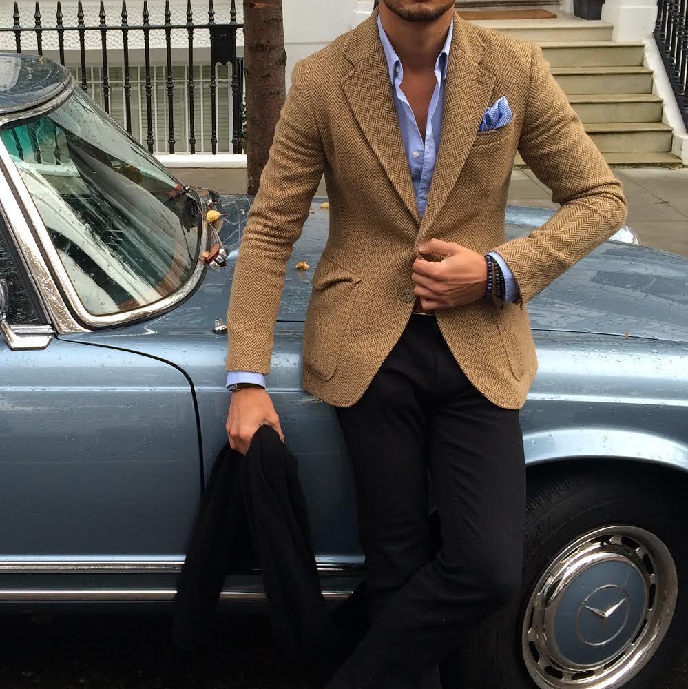 Pochette En Coton Pour Hommes Carré - Automne Simple En Vida Vida ycqVYzq