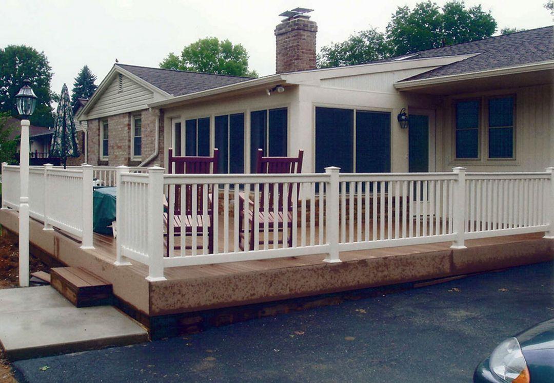 20 Cozy Mobile Home Porch and Steps Design Ideas Mobile