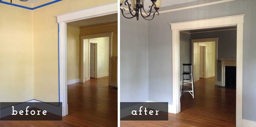 Excellent Interior Painting Before And After Pictures 63 ...