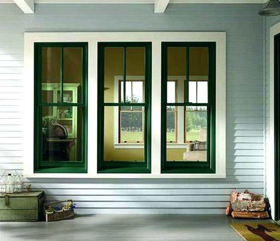 Outside Window Trim Ideas For Houses Exterior Decorations