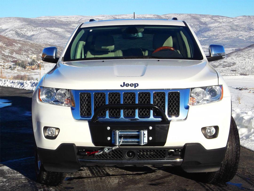 Jeep Grand Cherokee Conversions | Jeep Grand Cherokee Bumper Kits, WK2...  2011