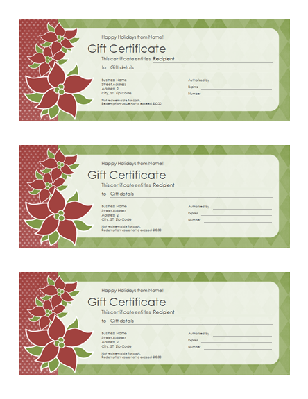 Gift Voucher Template Sample Format Early Play Templates Free Coupon Print Out