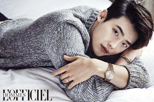 Lee Jong Suk shows you what classy is in 'L'Officiel Hommes' | allkpop.com