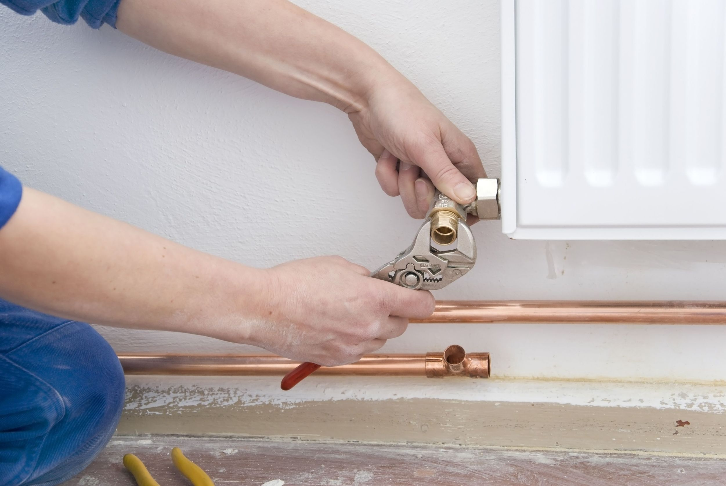 HVAC contractor providing installation and repair of
