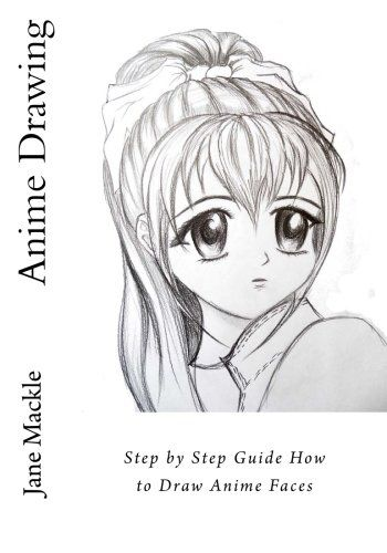 READ BOOK Anime Drawing Step by Step Guide How to Draw ...