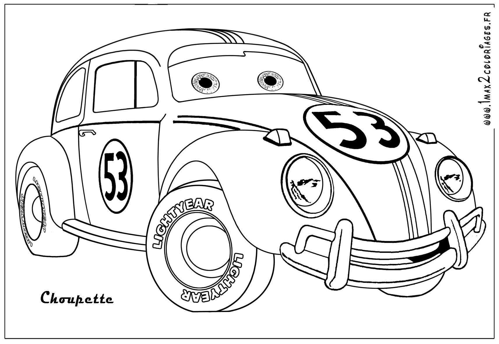 8 Pratique Coloriage Vehicule Stock