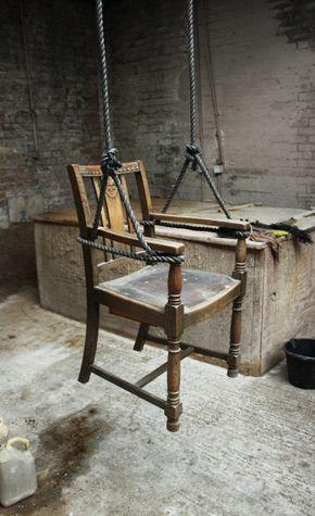Dominic Wilcox Chair Swing Furniture Design Pinterest Chair