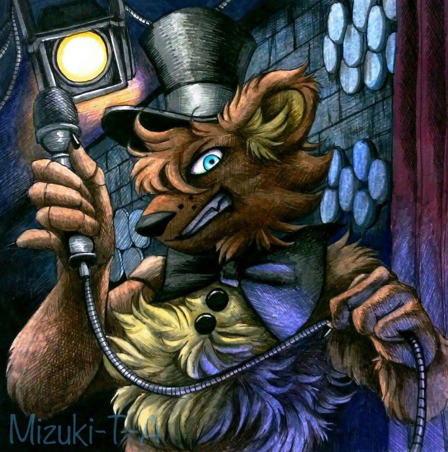 Ready For Freddy? / Freddy Fazbear FNaF By Mizuki-T-A